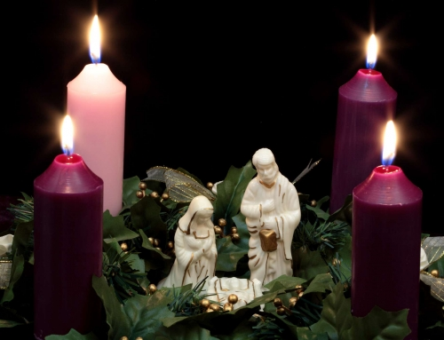 Advent message by Pope Francis